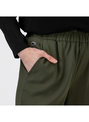 Lacoste Kadın  Pantolon HF0004.04H Yeşil